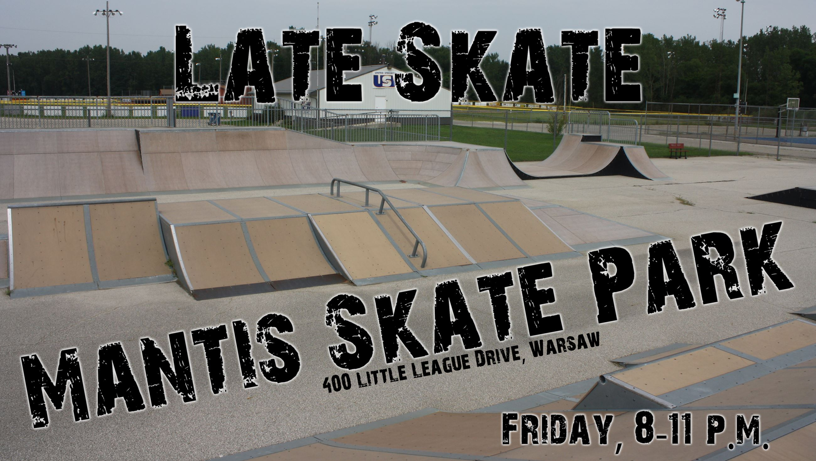 Lake Skate Friday 8-11