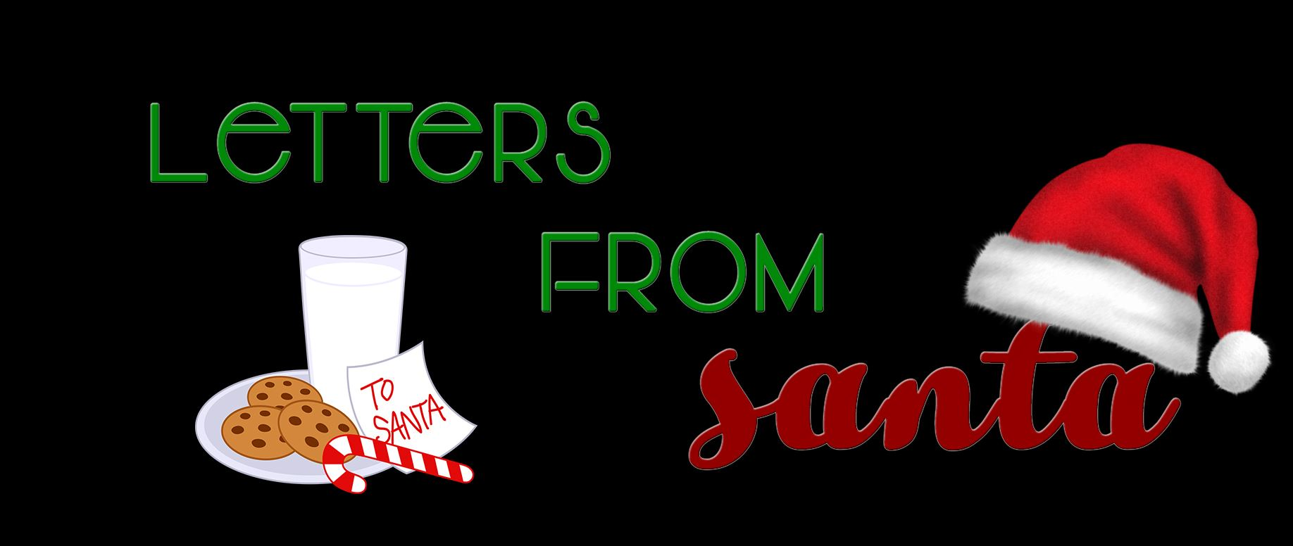 Letters From Santa Logo