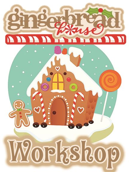 Gingerbread House Logo