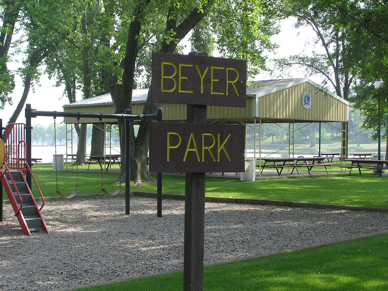 Beyer Park with Shelter